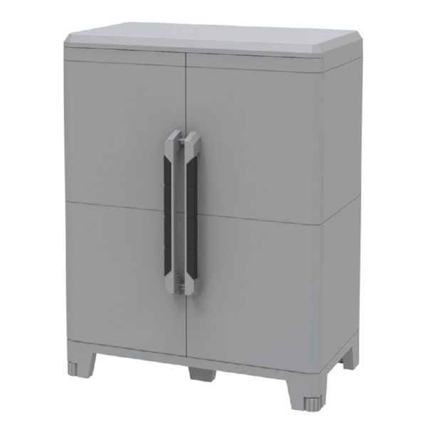 Armario Transformming modular 2. 102x78x44 cm. Color gris