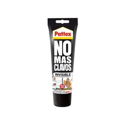 Pattex No Más Clavos Invisible Tubo 120 gr